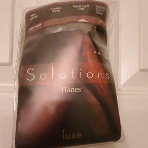 Solutions by Hanes Luxe